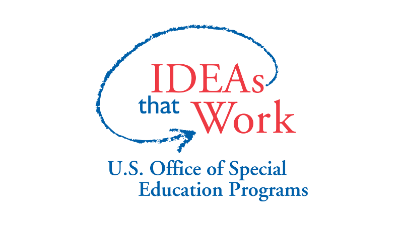 U.S. Department of Education, Office of Special Education Programs logo