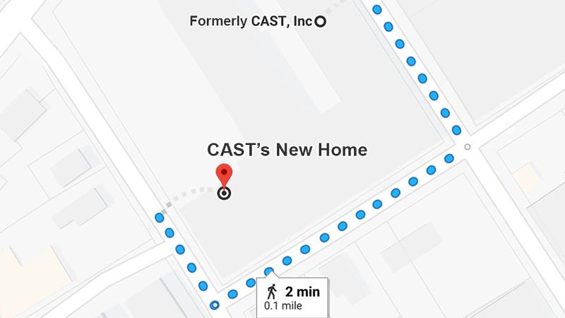 cast home