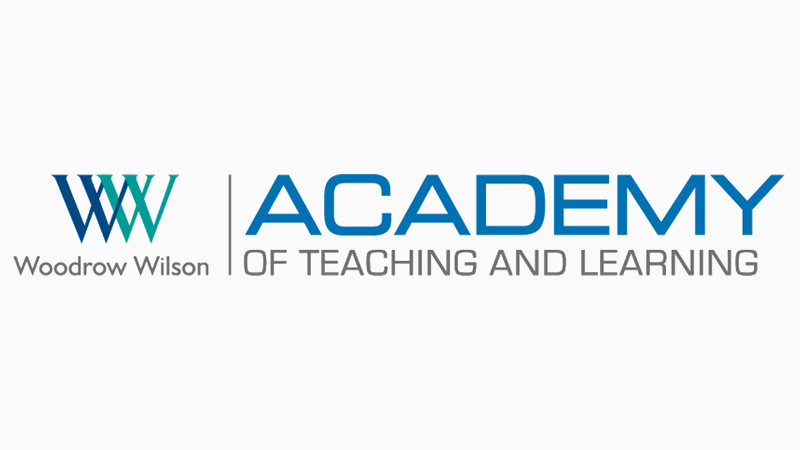 Woodrow Wilson Academy of Teaching and Learning
