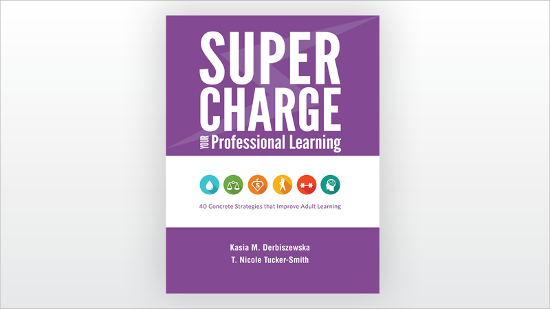 Supercharge Your Professional Learning book cover