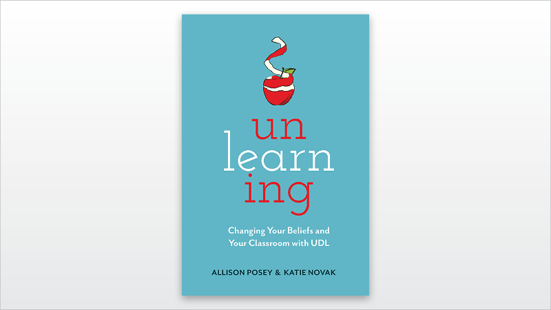 Unlearning book cover