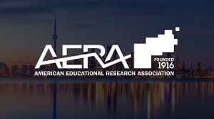 AERA logo over the Toronto skyline