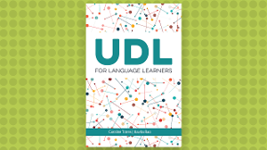 UDL for Language Learners book cover