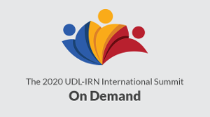 The 2020 UDL-IRN International Summit On Demand