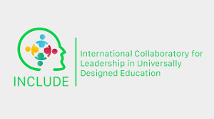 INCLUDE logo: International Collaboratory for Leadership in Universally Designed Education