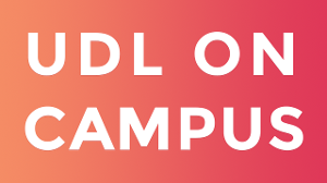 UDL On Campus logo
